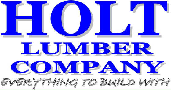 Service, Quality, Price. Holt Lumber Company